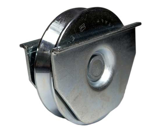 Comunello Single Bearing V Grove with Bracket
